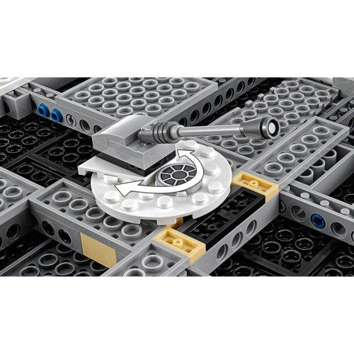 LEGO Star Wars Сокол Тысячелетия на Дуге Кесселя
