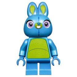 LEGO Toy Story 4 Парк аттракционов Базза и Вуди