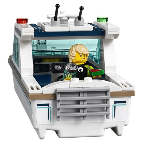 LEGO City Great Vehicles Яхта для дайвинга