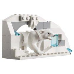 LEGO City Arctic Expedition Грузовик ледовой разведки