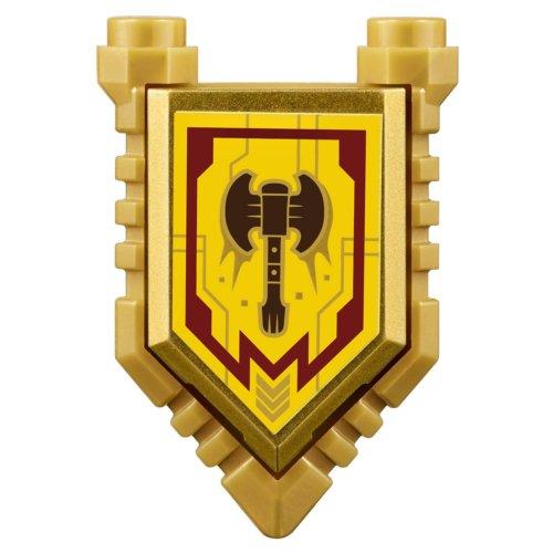 LEGO Nexo Knights Мобильный арсенал Акселя
