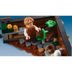LEGO Harry Potter Чемодан Ньюта Саламандера
