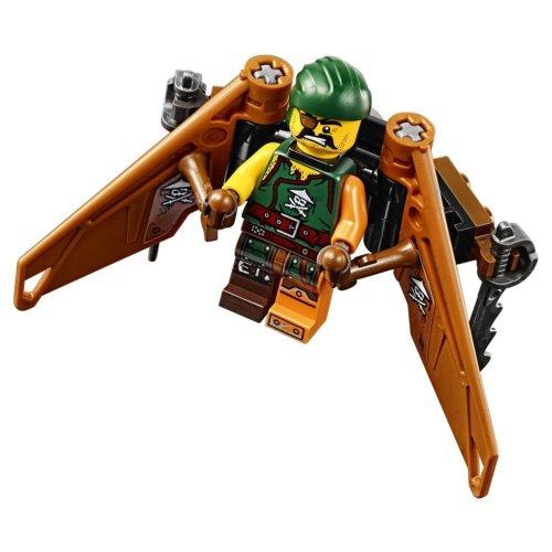 LEGO Ninjago Остров тигриных вдов