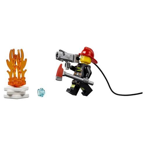 LEGO City Fire Пожарное депо