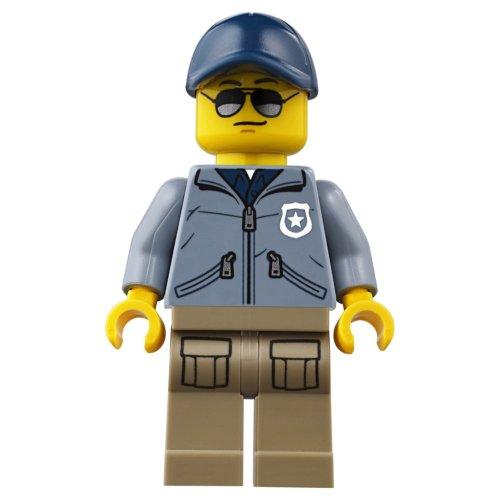 LEGO City Police  Погоня по горной реке