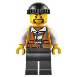 LEGO City Police Побег на буксировщике