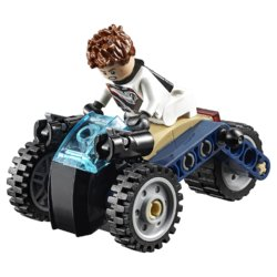 LEGO Marvel Super Heroes Модернизированный квинджет Мстителей