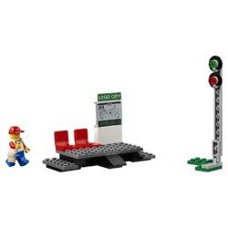 LEGO City Trains Пассажирский поезд