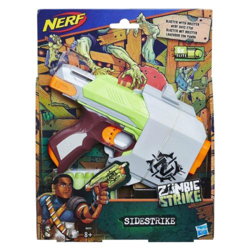 NERF Зомби Страйк Sidestrike