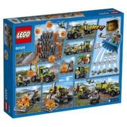 LEGO City Volcano Explorers База исследователей вулканов
