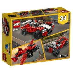 LEGO Creator Спортивный автомобиль
