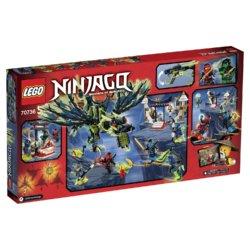 LEGO Ninjago Атака Дракона Морро