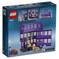 LEGO Harry Potter Автобус Ночной рыцарь