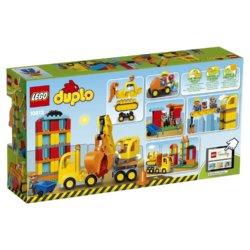 LEGO DUPLO Town Большая стройплощадка