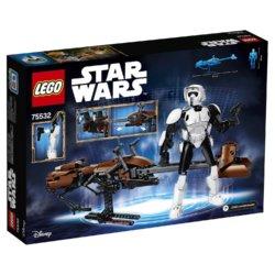 LEGO Star Wars Штурмовик-разведчик на спидере