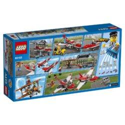 LEGO City Airport Авиашоу