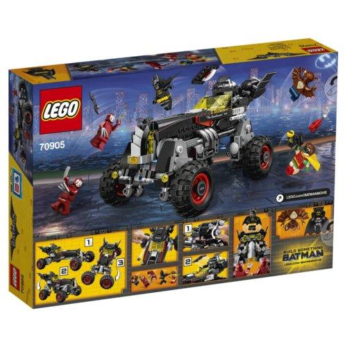 LEGO Batman Movie Бэтмобиль