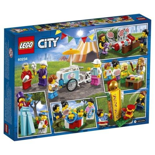 LEGO City Town Комплект минифигурок Весёлая ярмарка