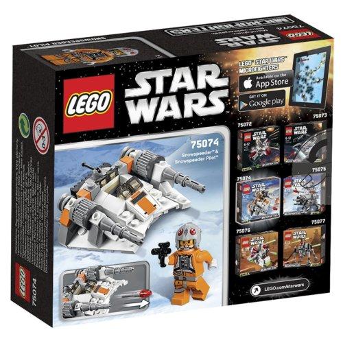 LEGO Star Wars Снеговой спидер