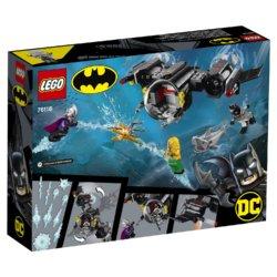 LEGO Super Heroes Подводный бой Бэтмена