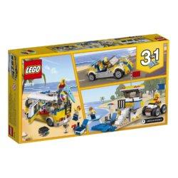 LEGO Creator Фургон сёрферов