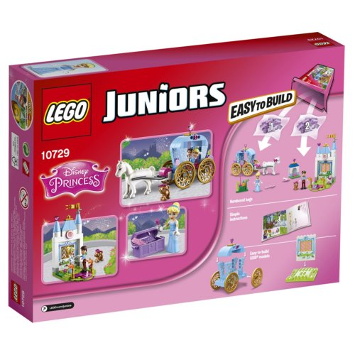 LEGO Disney Juniors Карета Золушки