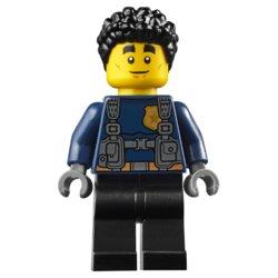 LEGO City Town Открытие магазина по продаже пончиков