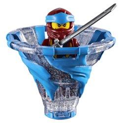 LEGO Ninjago Ния и Ву: мастера Кружитцу