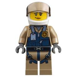 LEGO Погоня в горах City Police
