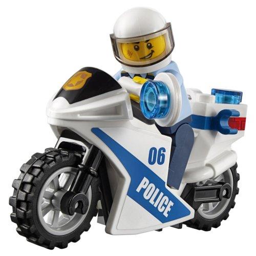 LEGO City Police Полицейский участок