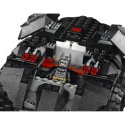LEGO Super Heroes Бэтмобиль с дистанционным управлением
