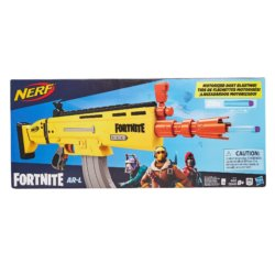 NERF Fortnite Скар