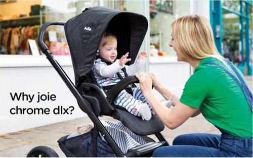 Joie Chrome DLX