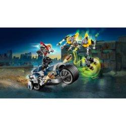 LEGO Super Heroes Мстители Атака на спортбайке