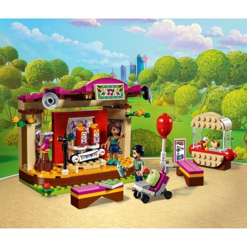 LEGO Friends Сцена Андреа в парке