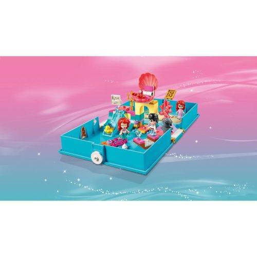 LEGO Disney Princess Книга приключений Ариэль