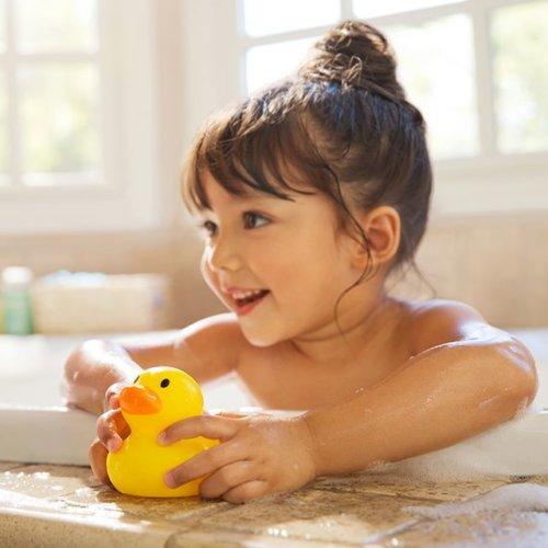 Munchkin игрушка для ванны Уточка HOT 0+
