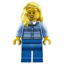LEGO City Town Городская больница