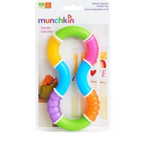 Munchkin игрушка-прорезыватель твистер 6+