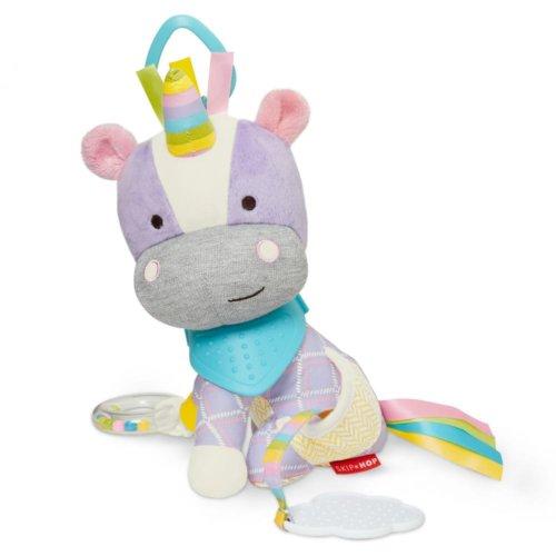 Skip Hop Развивающая игрушка-подвеска «Единорог»