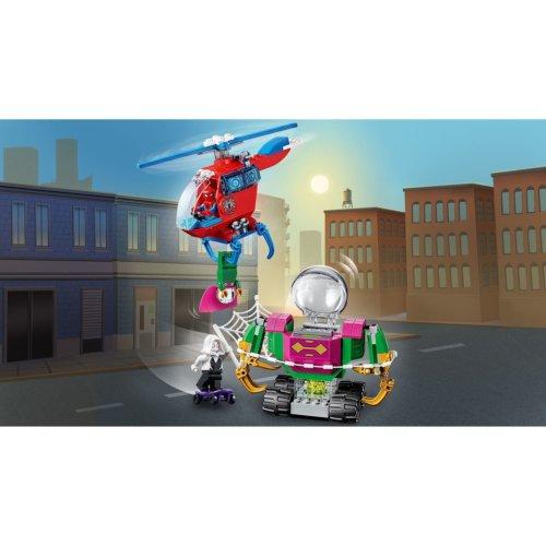 LEGO Super Heroes Угрозы Мистерио