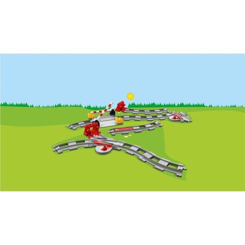 LEGO DUPLO Town Рельсы