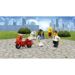 LEGO City Great Vehicles Фургон-пиццерия