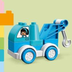 LEGO DUPLO My First Буксировщик