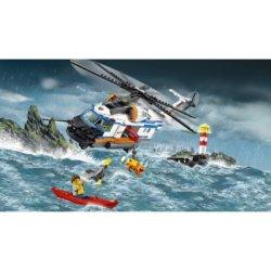 LEGO City Coast Guard Сверхмощный спасательный вертолёт
