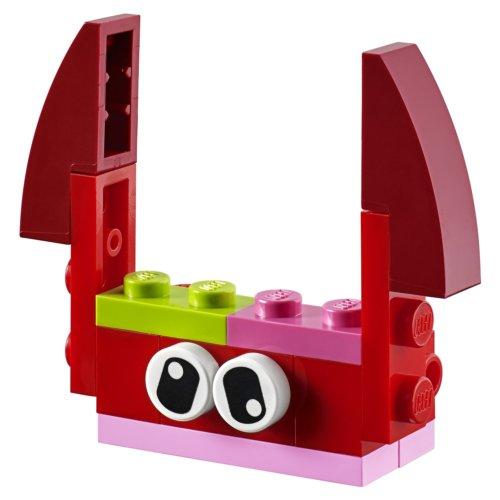 LEGO Classic Красный набор для творчества