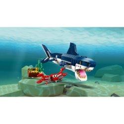 LEGO Creator Обитатели морских глубин