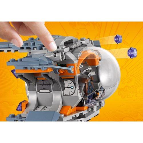LEGO Super Heroes В поисках оружия Тора