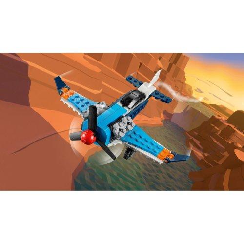 LEGO Creator Винтовой самолет