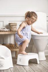 BabyBjorn стульчик-подставка белый